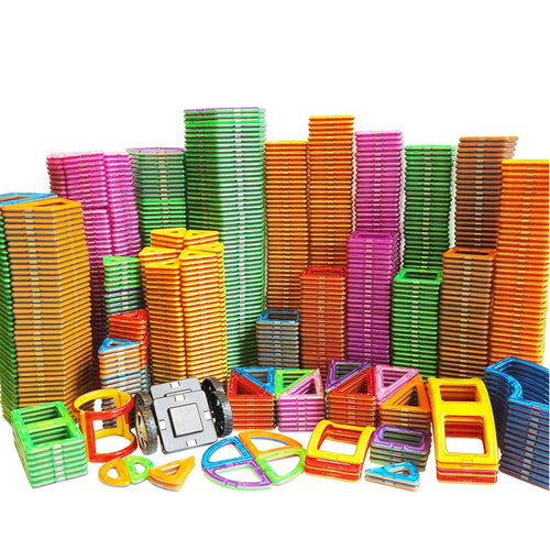 Magnetic Blocks DIY building Toy