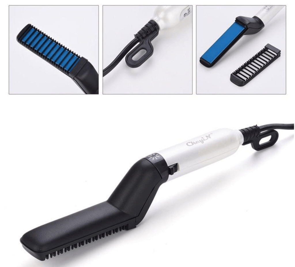 Beard Bud™ Beard Straightener