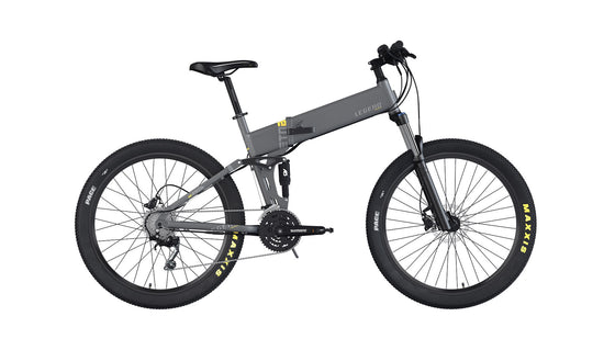 Legend Etna Folding 500W Electric Bike - Dual Power