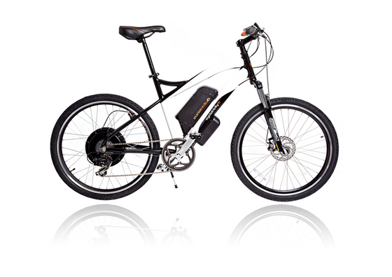 Cyclotricity Stealth 500w Dual Power Electric Bike