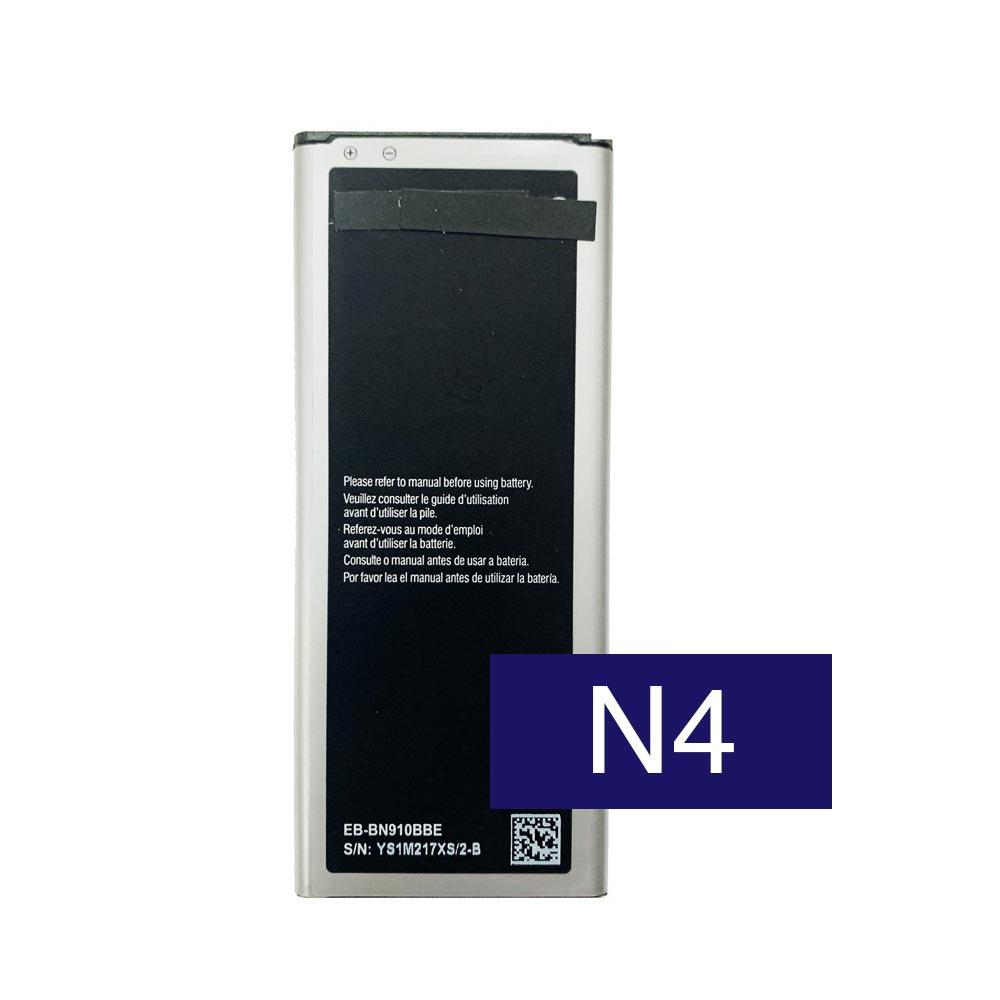 high quality replacement internal battery for samsung galaxy note 4 ephone parts