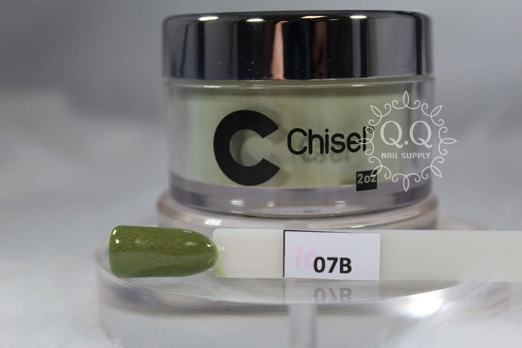 Chisel Metallic 07B