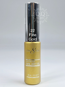 Detailing Nail Art Gel - 22 Fine Gold
