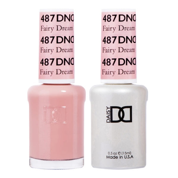 DND Gel Duo 487