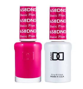 DND Gel Duo 658