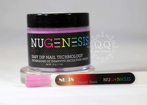 Nugenesis Dip Powder - NU 38 Purple Rain