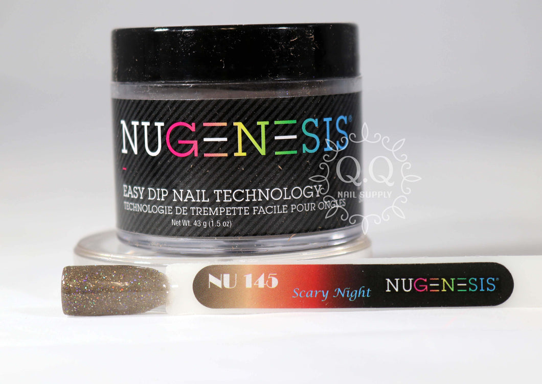 Nugenesis Dip Powder - NU 145 Scary Night