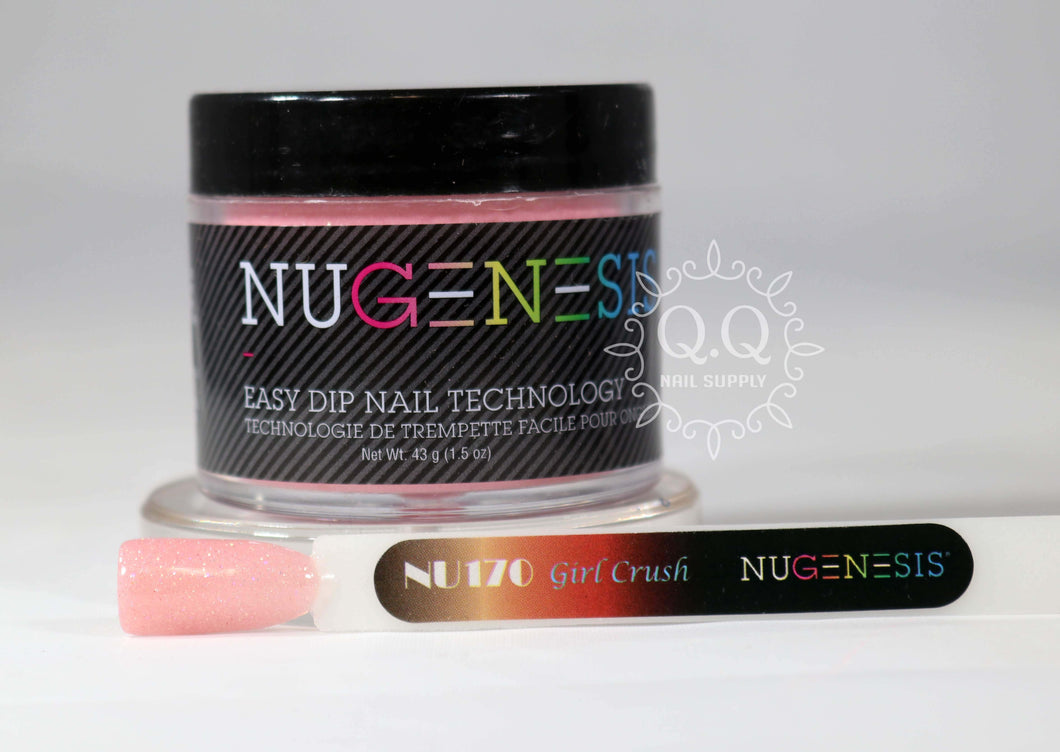 Nugenesis Dip Powder - NU 170 Girl Crush