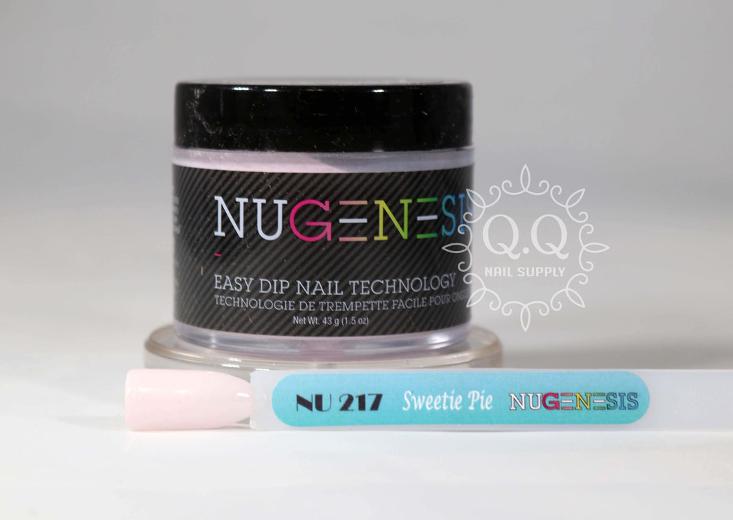 Nugenesis Dip Powder - NU 217 Sweetie Pie