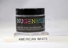 Load image into Gallery viewer, Nugenesis American White 2 OZ