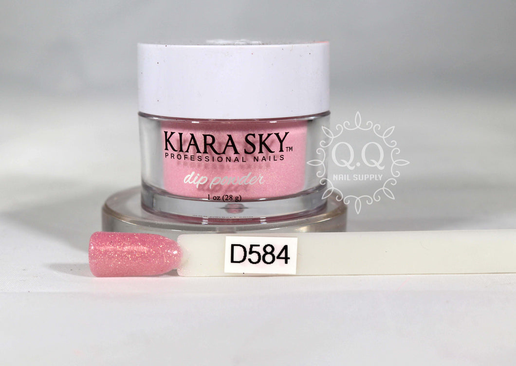 Kiara Sky Dip Powder - D584 Eyes On The Prize