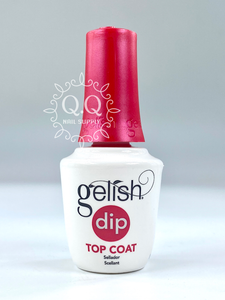 Gelish Dip Liquid - Top 0.5 oz