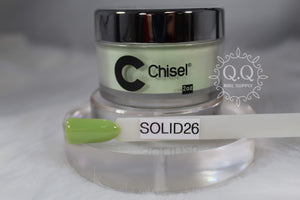 Chisel Dip- Solid 26