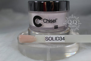 Chisel Dip- Solid 34
