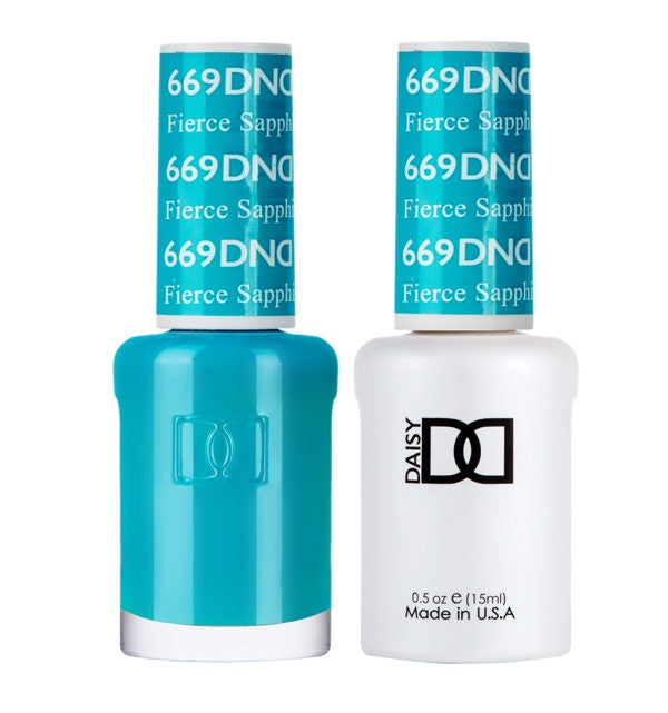 DND Gel Duo 669