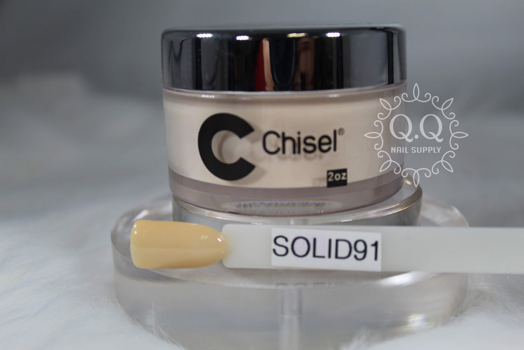 Chisel Dip- Solid 91