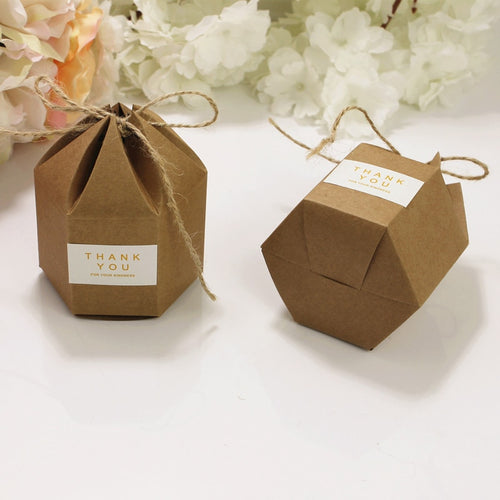 design small Kraft package