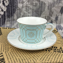 Load image into Gallery viewer, Creative Bone China Coffee Cup