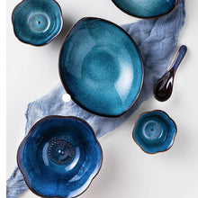 Load image into Gallery viewer, Ceramic dish tableware bowl