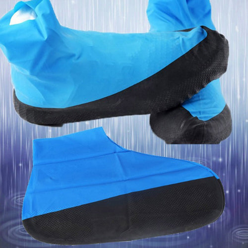 1 Pair Solid Reusable Rain Boots