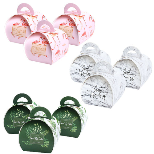 Handles Candy Gift Bag Package