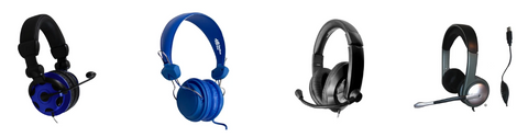 Elementary School Headsets