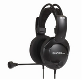 Koss Headset with Noise Cancelling Mic