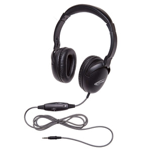 Califone NeoTech Plus Headset with In-line Mic