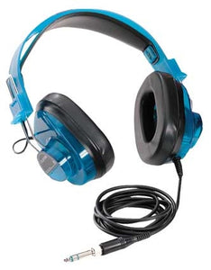 Deluxe Stereo Headphone - Blue - Learning Headphones
