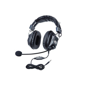 3068-style Headset with To Go Plug - Learning Headphones
