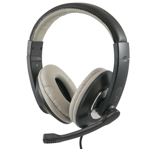 ThinkWrite Ultra Durable Headset with 3.5mm Plug - Black - Learning Headphones