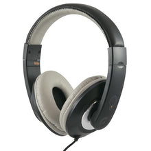Load image into Gallery viewer, ThinkWrite Ultra Durable Headphone with 3.5mm Plug - Black - Learning Headphones