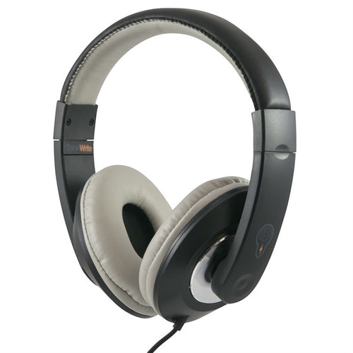 ThinkWrite Ultra Durable Headphone with 3.5mm Plug - Black - Learning Headphones