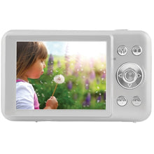 "Load image into Gallery viewer, 12MP Digital Camera with Flash and 2.4"" LCD - Learning Headphones"