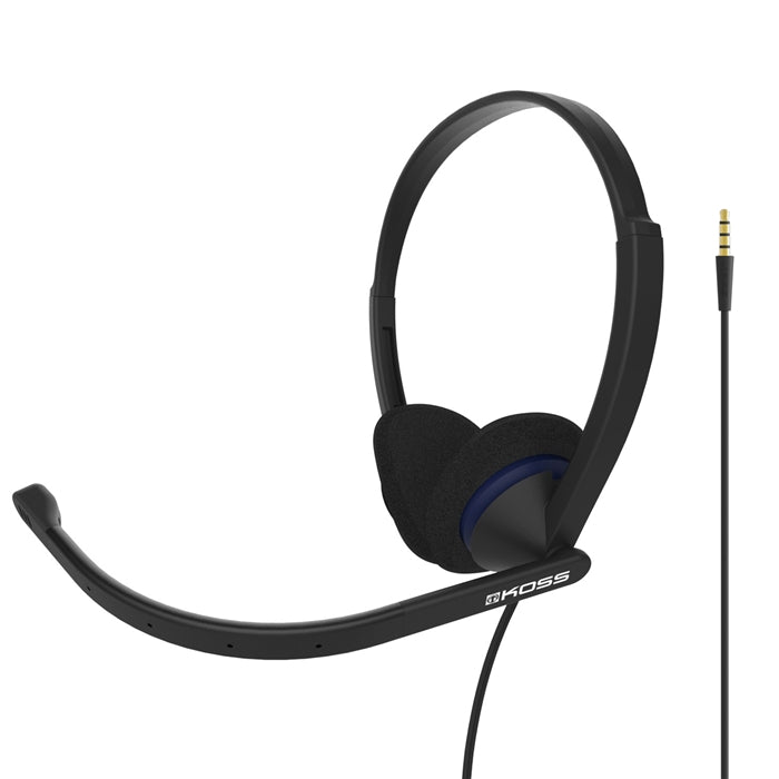 CS200i Headset with Flexible Boom Mic - Learning Headphones