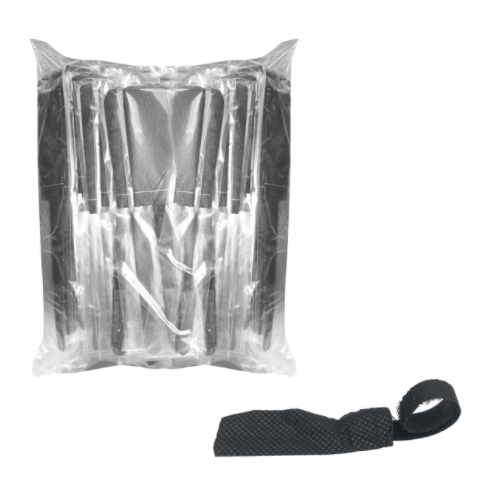Hygenx™ Gooseneck Mic Covers with Velcro Strap - 1000 pieces (PRE-ORDER NOW)