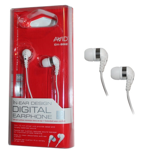 Digital School Earbuds - Learning Headphones