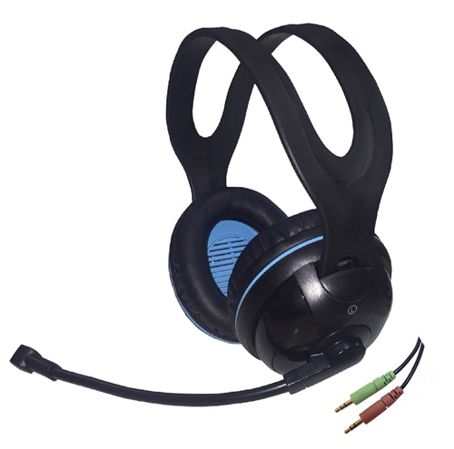 EDU-455 Over-Ear Stereo PC Headset - Learning Headphones
