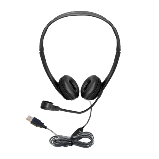 WorkSmart™ USB Headsets - Learning Headphones
