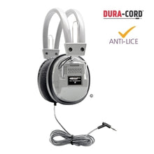 Load image into Gallery viewer, SchoolMate Deluxe Stereo Headphone with 3.5mm Plug - Learning Headphones