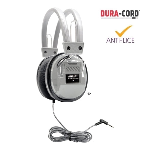 SchoolMate Deluxe Stereo Headphone with 3.5mm Plug - Learning Headphones
