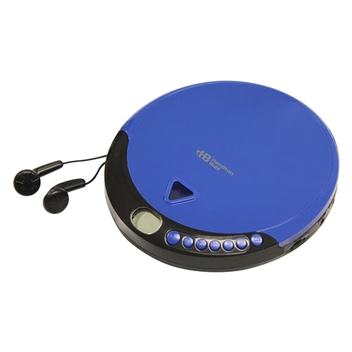 Portable Compact Disc Player - Learning Headphones