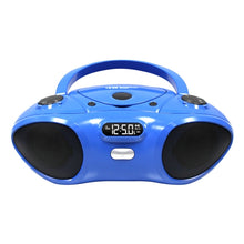 Load image into Gallery viewer, Boombox with Bluetooth Receiver CD FM Media Player - Learning Headphones