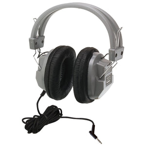 Lab pack w- 24 HA7 Headphones in Large Carry Case - Learning Headphones