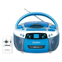 Load image into Gallery viewer, Deluxe USB MP3 CD Cassette Listening Center 6 Station - Learning Headphones