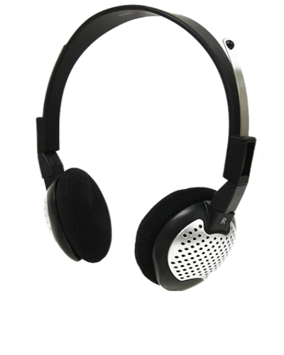 HS-75 Stereo Headphones - Learning Headphones