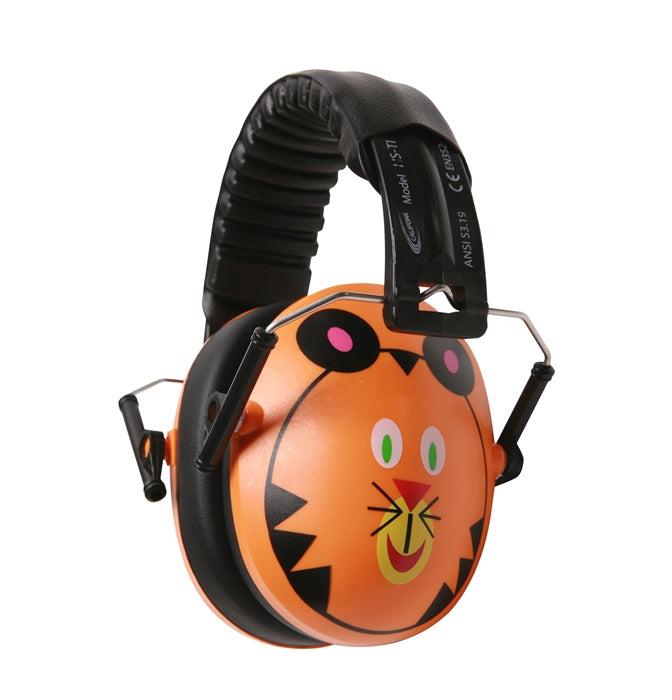 Hush Buddy Hearing Protector - Tiger - Learning Headphones