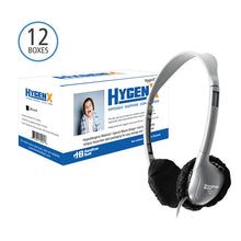 "Load image into Gallery viewer, Disposable Ear Cushion Covers 2.5"" 12 boxes - Learning Headphones"