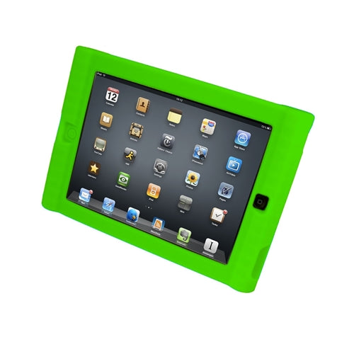 Green iPad Protective Case - Learning Headphones