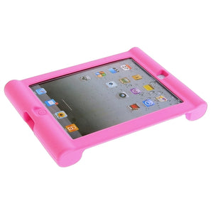 Kids Pink iPad Protective Case - Learning Headphones